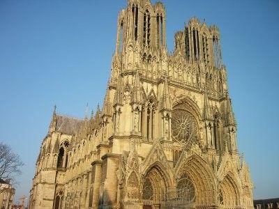 Histoire de la Cathédral de Reims